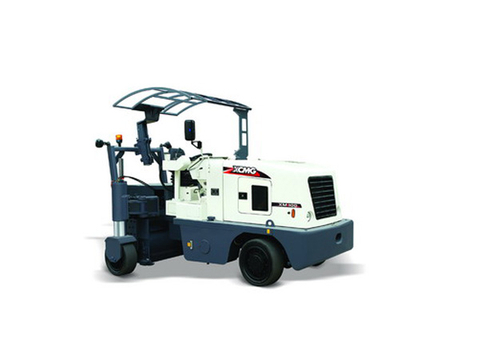 XM100E cold milling asphalt pavement