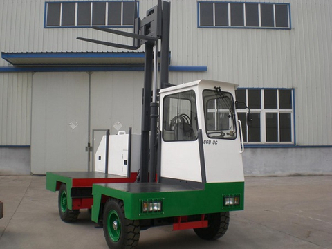 CCCD-3C side loading trucks