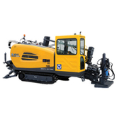 XZ200 HDD trenchless drilling,horizontal directional driller